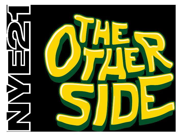 NYE21 The Other Side, Joes Farm, Whangamata - logo